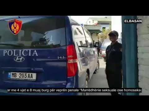Ora News - Elbasan, marrëdhënie seksuale me të mitur, arrestohet i dënuari në kërkim