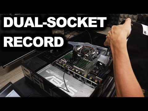 The fastest Dual-Socket-System in the World!