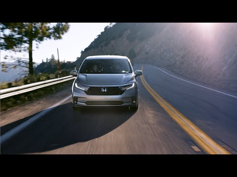 """Refreshed 2021 Honda Odyssey Takes Families on an """"Enchanted"""" Ride"""