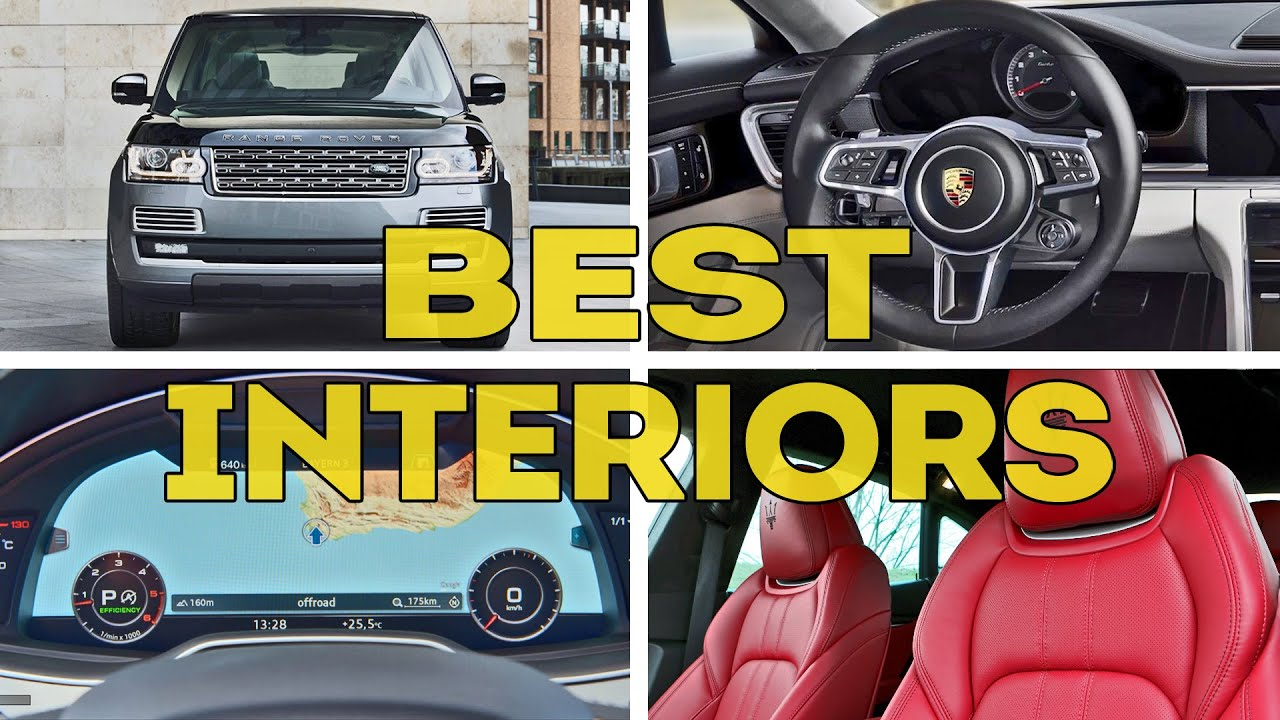 top 10 best interiors luxury car 2016 youtube. Black Bedroom Furniture Sets. Home Design Ideas