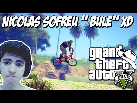 "GTA 5 Online (PS4) - Corrida Peio pela Praia: Nicolas sofreu "" ..."