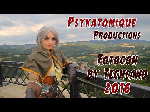 [CMV] Fotocon by Techland 2016 cosplay video