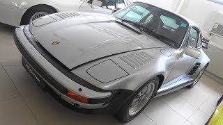 Porsche 911 Turbo (930) 3.3 SE Slant Nose - Bob Forstner Car Museum - Stuttgart