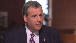 "Gov. Chris Christie on 2016 elections, ""war on drugs"" and weight loss"
