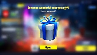 The NEW Fortnite GIFTING SYSTEM Release Date!?