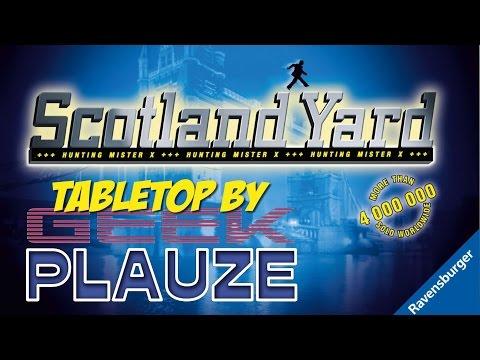 Wir spielen Scotland Yard von Ravensburger Tabletop (deutsch)