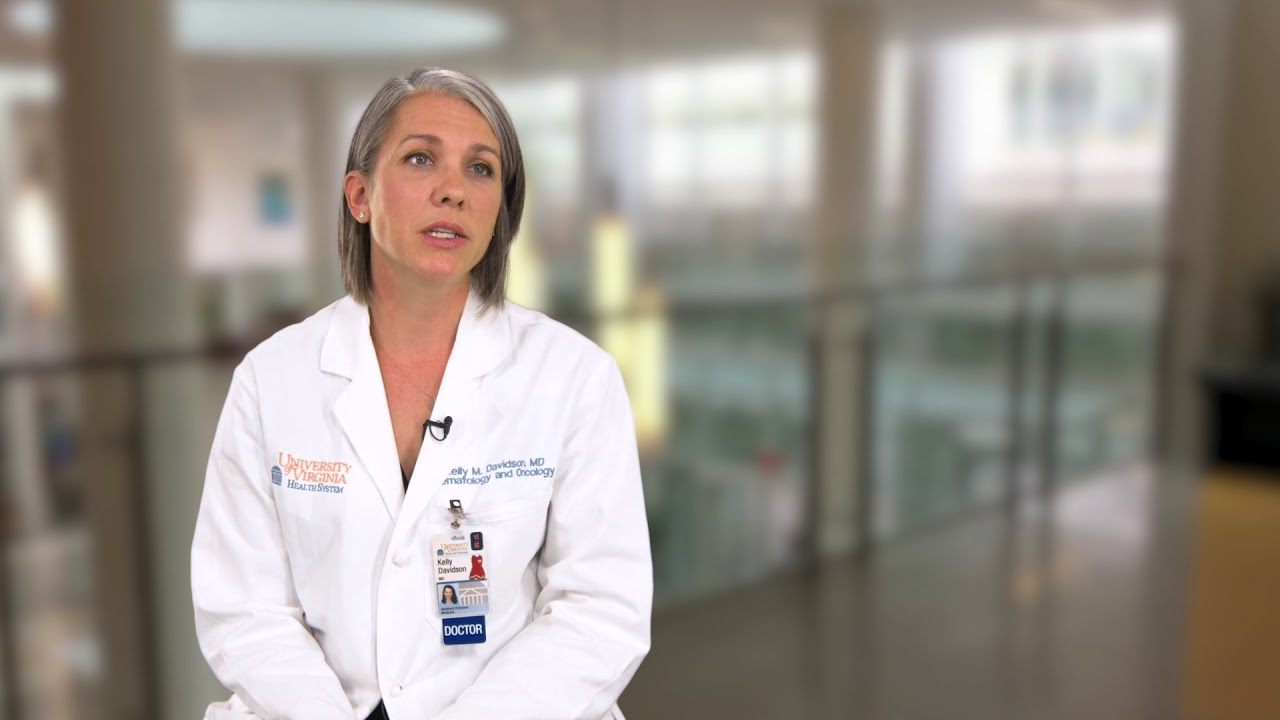 Meet UVA Hematologist/Oncologist, Kelly Davidson, MD