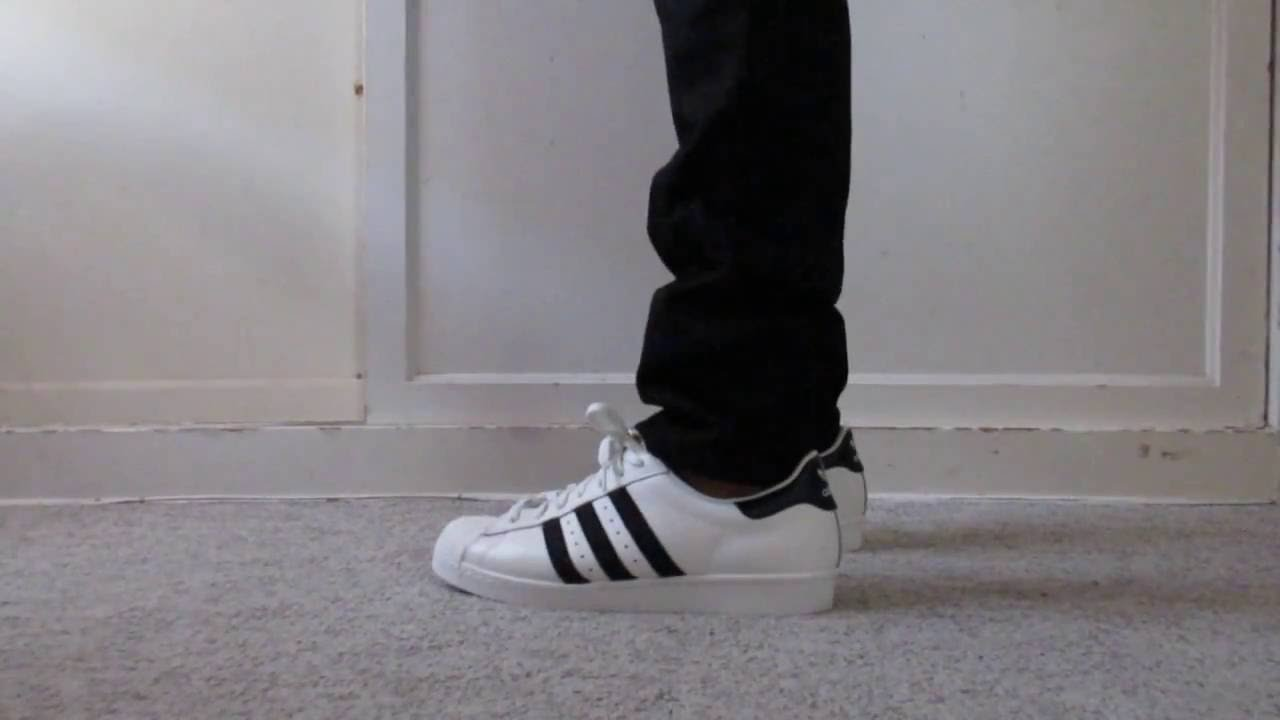 Unboxing Adidas Superstar 80s Deluxe ON FEET