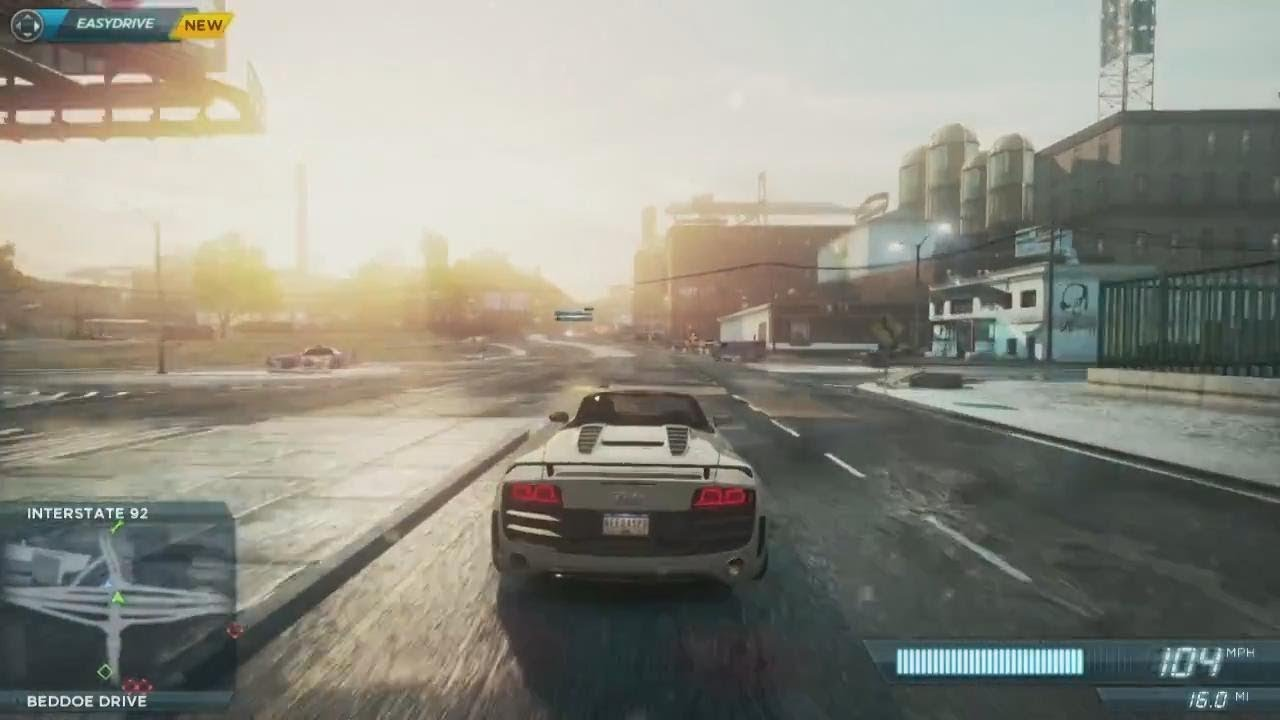 Nfs Most Wanted 2012 System Requirements And Overview Hd Youtube