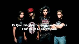 Tokio Hotel - Wir Sterben Niemal Aus (Sub. Español)