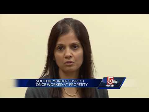 South Boston murder suspect once worked at property