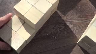 Кубики для детей своими руками: Уникуб. Сложи узор
