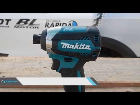 Видео обзор: Шуруповерт MAKITA DTD 153Z