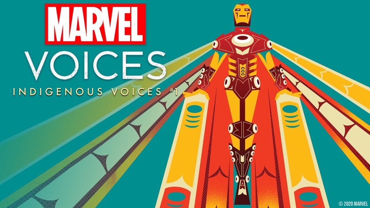 MARVEL'S VOICES: INDIGENOUS VOICES #1 Trailer | Marvel Comics