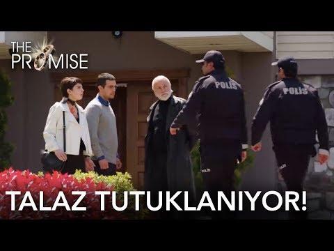 Talaz tutuklanıyor! | Yemin 55. Bölüm