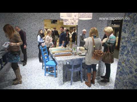 Tapeten-Trends - Imm Cologne 2014 [HQ]