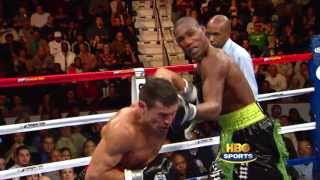Serigio Martinez vs. Paul Williams II: HBO Boxing - Highlights (HBO Boxing)
