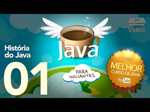 Curso de Java #01 - História do Java - Gustavo Guanabara thumbnail