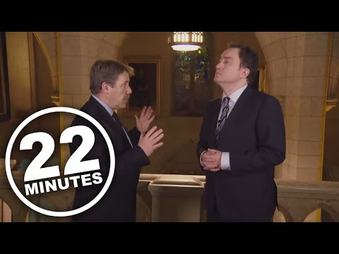 22 Minutes: Tour of Parliament Hill