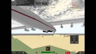 Roblox plane flight an-225 by godzilla40 the guardian of exile