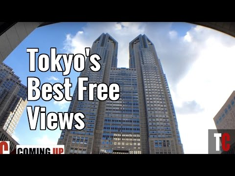 Best Free Tokyo Views