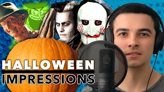 HALLOWEEN IMPRESSIONS | Mikey Bolts