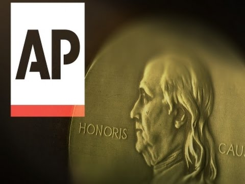 AP Announces Pulitzer Prize Award To Staff