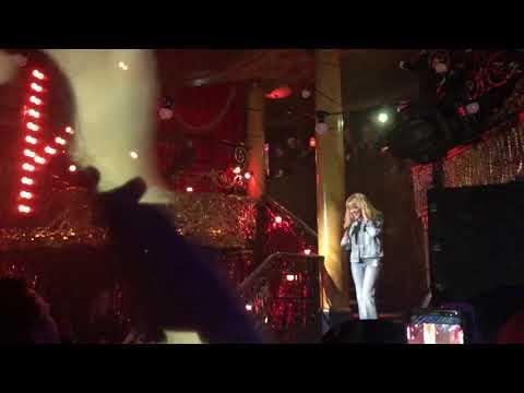 Sincerely Yours Kylie Minogue Live Cafe de Paris London (from Golden)