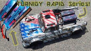Turnigy Rapid Series Test! SOL…