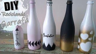 FAÇA VOCÊ MESMO | Reciclando garrafas de vidro + Dicas para vender