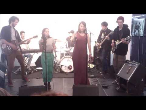 The Leyteires - Concert FestiCiam - Bordeaux - 2016-06-19
