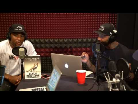 The Joe Budden Podcast | Charlamagne Tha God Joins Episode 1