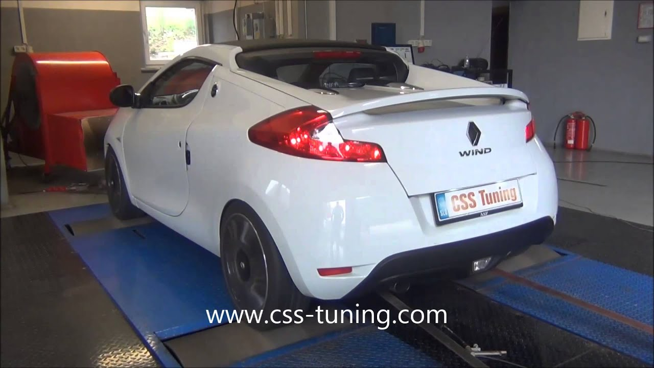 css performance renault wind 1 2 tce 100 hp youtube. Black Bedroom Furniture Sets. Home Design Ideas