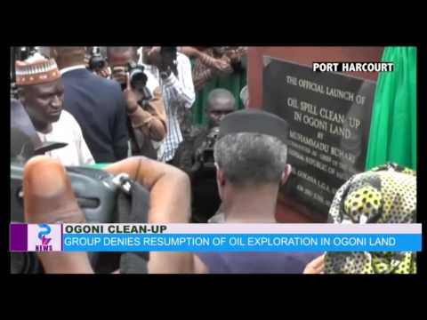 GROUP DENIES RESUMPTION OF OIL EXPLORATION IN OGONI LAND
