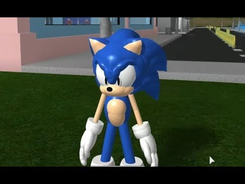 Crossover Sonic 3D RPG (Sonic Roblox Fangame)