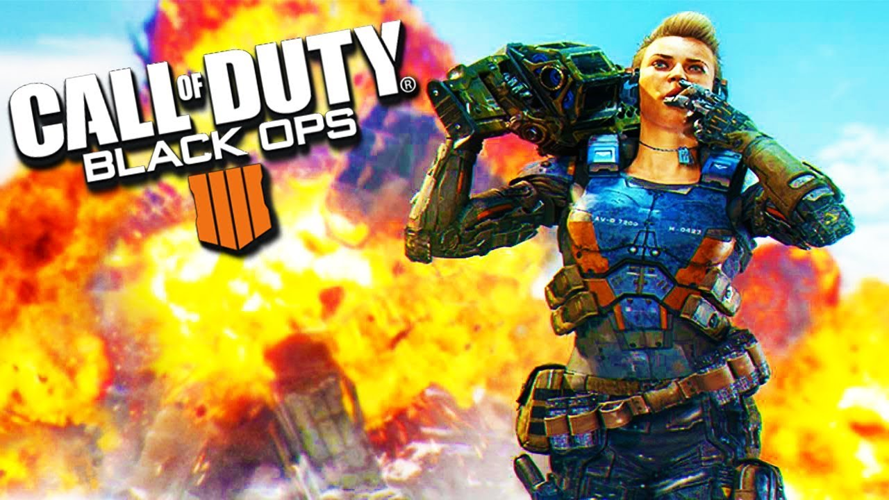 WE MADE HIM QUIT! - Black Ops 4 with The Crew!