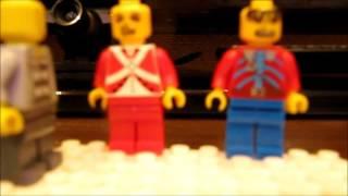 LEGO великая отечественная война 7 серия