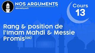Nos Arguments - Cours 13
