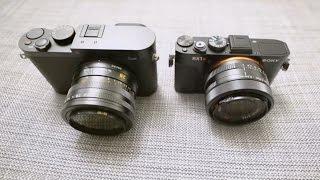 Leica Q vs. Sony RX1R Comparison