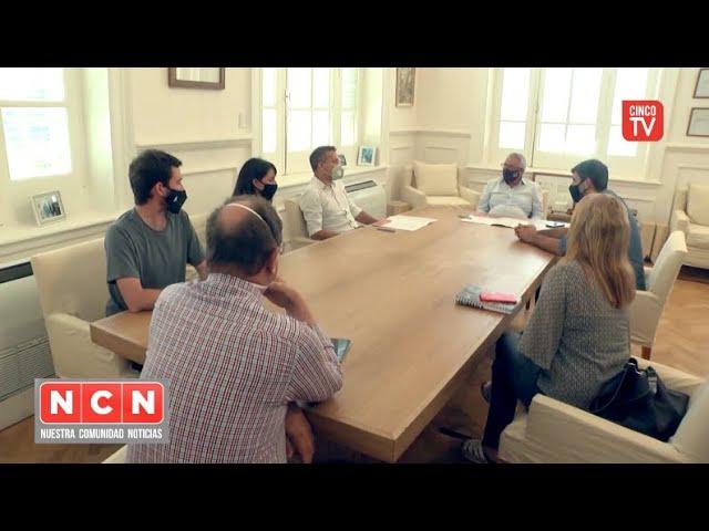 CINCO TV - Municipio y Provincia aseguraron el retorno progresivo y seguro de actividades deportivas