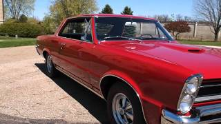 1965 Pontiac GTO Tri-Power 4-Speed at BigBoyzToyz69