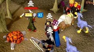 Runescape player killing » [EOP] t7emon Arrow Update (IV) - Blooper Video 1 - [High Risk]