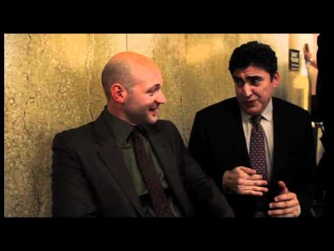 Alfred Molina and Corey Stoll Tell Stories about Terrence Howard