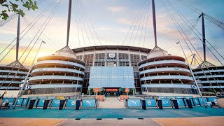 8D Manchester City Stadium Sounds | Etihad