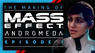 The Story Of Mass Effect Andromeda Part 1: Cause And Effect