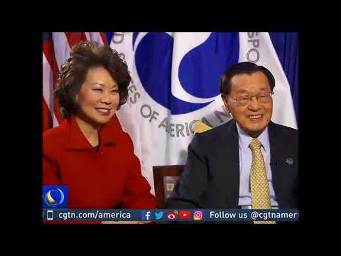 Elaine Chao's Interviews with Father Raise Ethical Flags