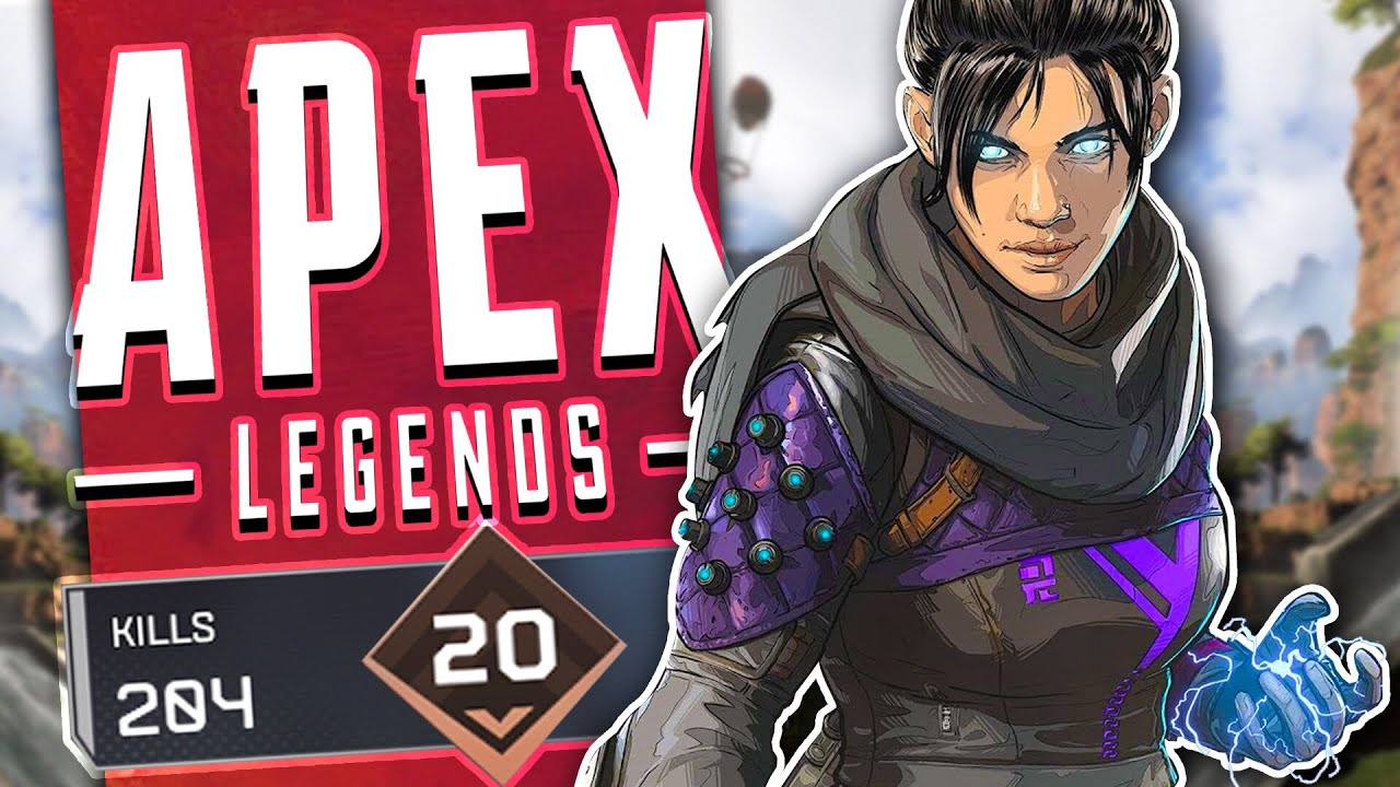 APEX LEGENDS GAMEPLAY - 15+ SOLO KILL AGGRESSIVE CARRY