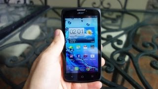 Acer Liquid C1 Hands On Review