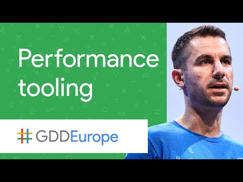 Performance Tooling (GDD Europe '17)