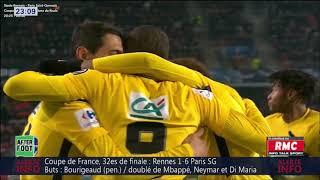 After Foot du dimanche 07/01 – Partie 1/3 - Débrief  de Rennes/PSG (1-6)